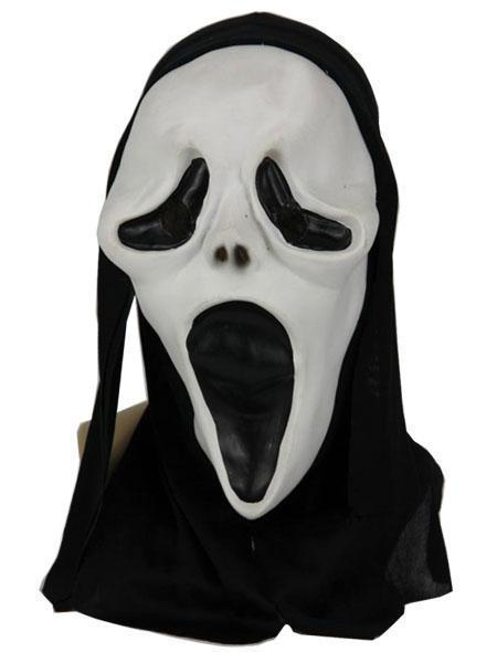 verkoop - attributen - Halloween - Masker Scream