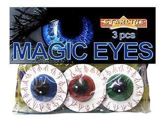 verkoop - attributen - Vuurwerk - Magic eyes