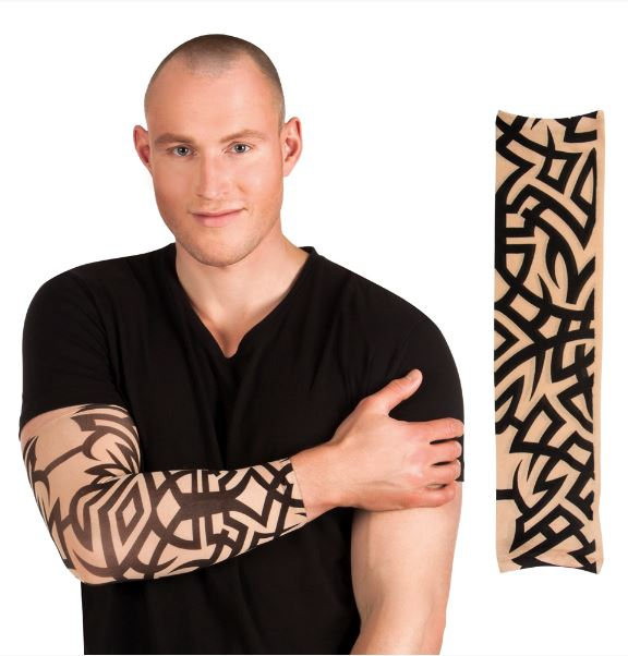 verkoop - attributen - Hebbedingetjes - Tattoosleeve tribal