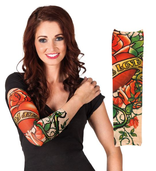 verkoop - attributen - Hebbedingetjes - Tattoosleeve true love