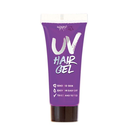 verkoop - attributen - Make-up - UV haargel paars