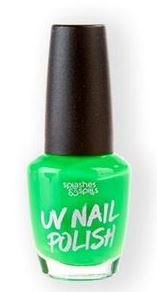 verkoop - attributen - Make-up - UV nagellak groen