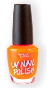 verkoop - attributen - Make-up - UV nagellak oranje