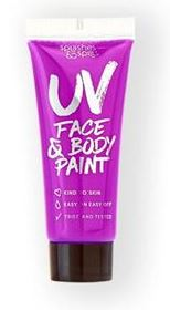 verkoop - attributen - Make-up - UV body and face paint tube paars