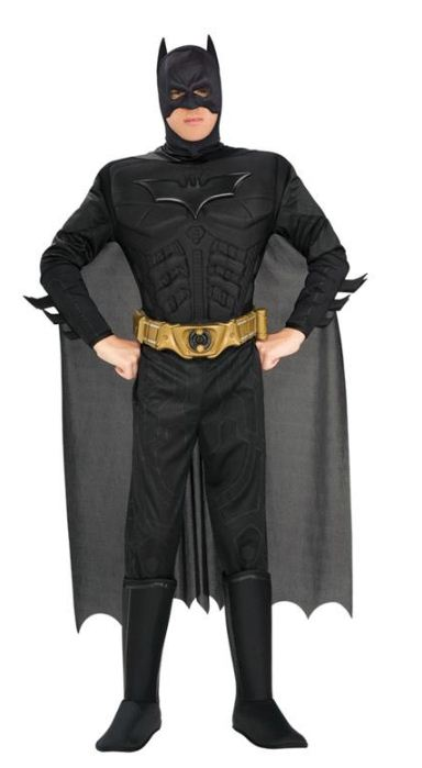 verhuur - carnaval - Superhelden - Batman