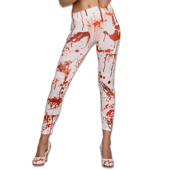 verkoop - attributen - Halloween - Legging bloody