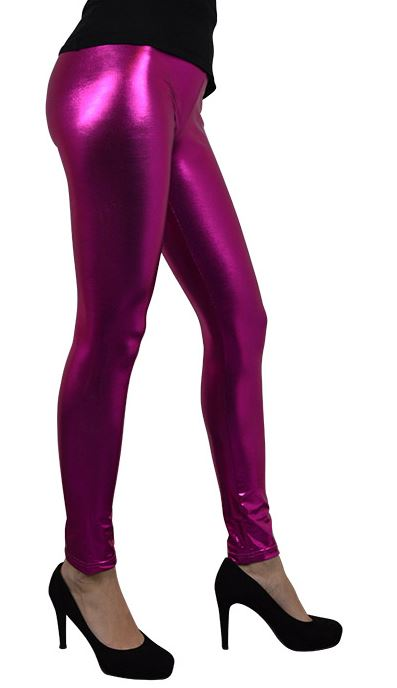 verkoop - attributen - Kamping Kitsch-Bal Marginal - Legging roze