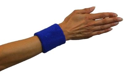 verkoop - attributen - Kamping Kitch & Bal Marginal - Polsband blauw